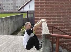 Jak opanować Climb Up (wbitka)