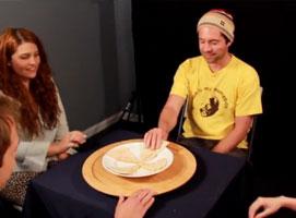 Jak grać w pizza ruletkę (... i inne straszne gry kulinarne)