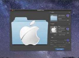 Jak spersonalizować swojego Maca - program Folder Factory