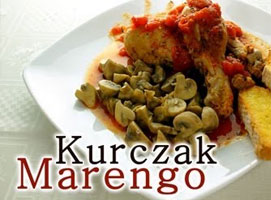Jak zrobić historyczną potrawę - Kurczak Marengo