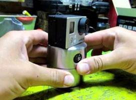 Jak połączyć kamerę GoPro z minutnikiem do jajek