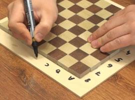Jak zrobić szachownicę