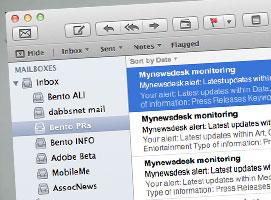 Jak stworzyć inteligentną skrzynkę mailową w Mac OS X