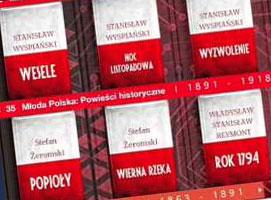 Jak korzystać z aplikacji Polskie Książki