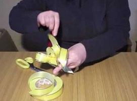 Jak zrobić kokardkę w 2 minuty