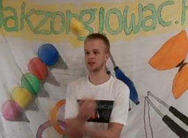 Jak nauczyć się żonglerki 3 piłkami - Windmill