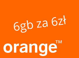 Jak dostać 6GB internetu za 6zł