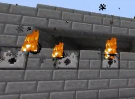 Jak zrobić automatycznie strzelający czołg w Minecraft