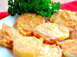 Jak zrobić ziemniaki w cieście