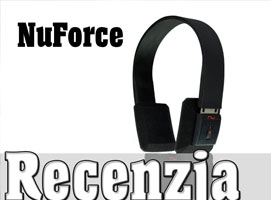 NuForce BT 860 - Recenzja