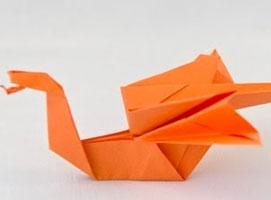Jak zrobić smoka z papieru