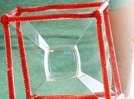 Jak tworzyć kwadratowe bańki mydlane