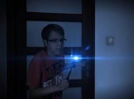 Jak wykonać efekt zaklęcia Lumos z filmu Harry Potter w AAE
