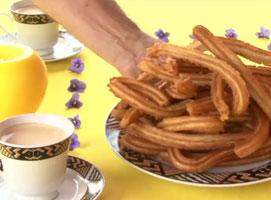 Jak zrobić churros, czyli hiszpańskie pączki