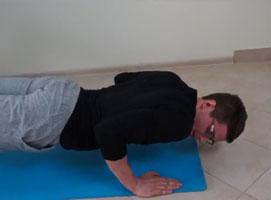 Jak wykonać zestaw ćwiczeń na zrzucenie nadwagi #2
