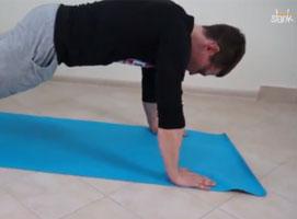 Jak wykonać zestaw ćwiczeń na zrzucenie nadwagi #3
