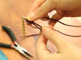 Jak wykonać bransoletkę oraz łożeczko dla kota
