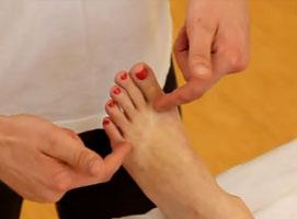 Jak zrobić masaż stóp