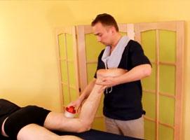 Jak zrobić masaż lodem