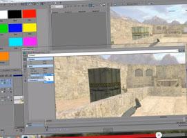 Jak podświetlić elementy planszy w Counter Strike 1.6
