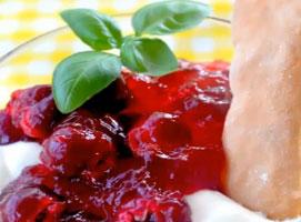 Jak zrobić deser - wiśniowe tiramisu