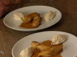 Jak zrobić deser z banana