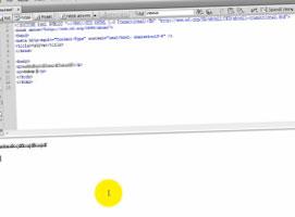Jak zaprojektować stronę internetową w Dreamwaver #1