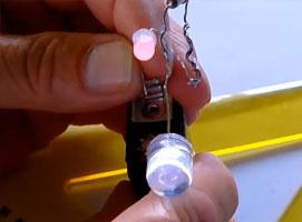 Jak zrobić migające oświetlenie na rower