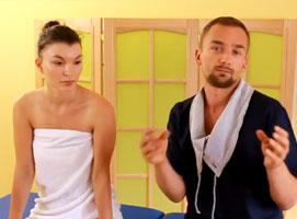 Jak rozluźniać mięśnie za pomocą masażu