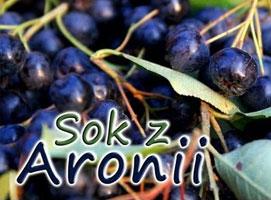 Jak zrobić sok z aronii z liśćmi wiśni
