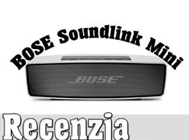 Recenzja głośnika BOSE Soundlink Mini