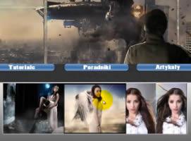 Jak zrobić szablon do bloga w Photoshopie