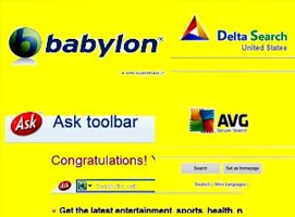 Jak usunąć toolbary ASK, Delta search, AVG, Babylon z Firefox