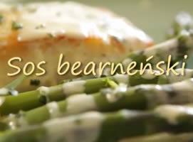 Jak zrobić sos do ryb i szparagów (sos bearneński)