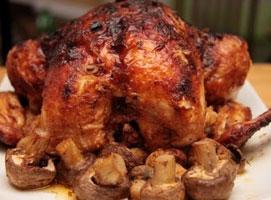 Jak upiec kurczaka w całości