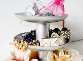 Jak zrobić stojak na biżuterię w banalny sposób