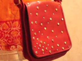 Jak ozdabiać torebki ćwiekami