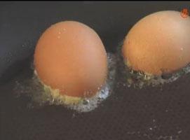 Jak zrobić jajka w skorupkach na ciepło