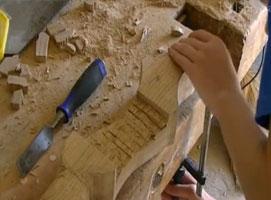 Jak zrobić łuk z drewna