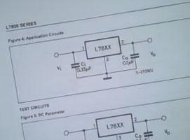 Jak zostać elektronikiem #8 - stabilizatory napięcia 78XX