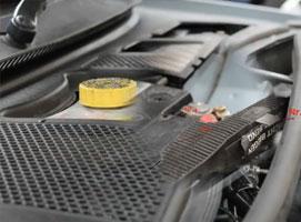 Jak udrożnić odpływ wody w podszybiu VW Passat 1.9 TDI
