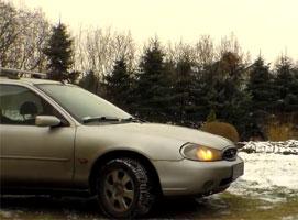 Jak wymienić pasek alternatora w Ford Mondeo MK II