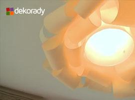 Jak zrobić lampę z verticali