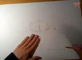 jak nauczyć się rysować #2 - kompozycja i mierzenie