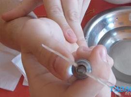 Jak czyścic grzałkę w e-papierosie? (Clearomizer CE5)