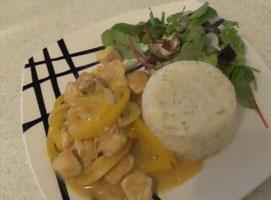 Jak przyrządzić kurczaka w sosie musztardowo miodowym