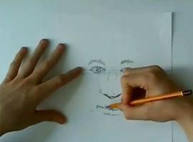 Jak nauczyć się rysować #6 - Proporcje Twarzy