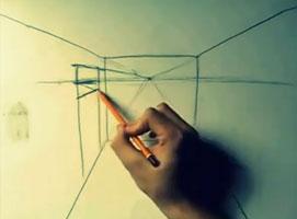 Jak nauczyć się rysować #3 - Perspektywa