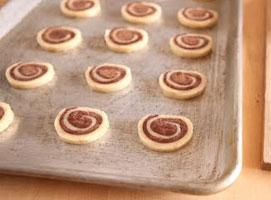 Jak zrobić ciasteczka ślimaczki waniliowo czekoladowe