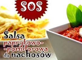 Jak zrobić salsę meksykańską do nachosów